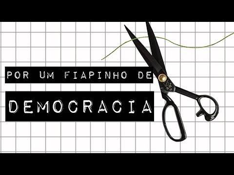 POR UM FIAPINHO DE DEMOCRACIA