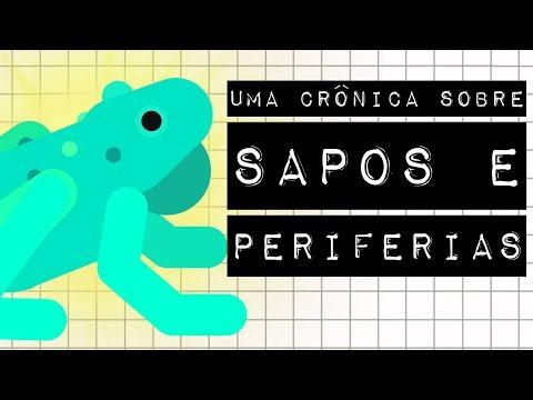 UMA CRÔNICA SOBRE SAPOS E PERIFERIAS – As Crônicas do Mundo no #meteoro.doc