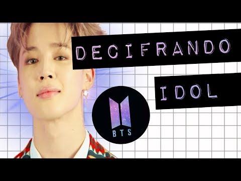 BTS: DECIFRANDO IDOL #meteoro.doc