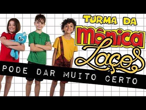 LIVE-ACTION DA TURMA DA MÔNICA PODE DAR MUITO CERTO #meteoro.doc