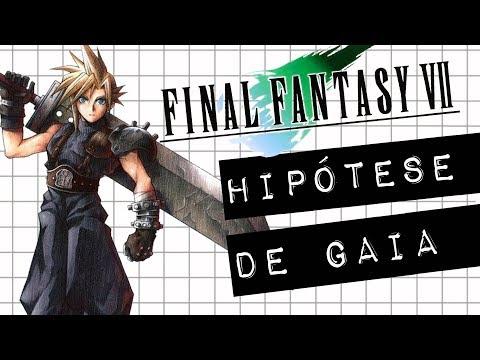 FINAL FANTASY VII E A HIPÓTESE DE GAIA #meteoro.doc