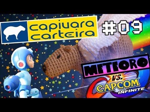 METEORO vs CAPCOM | Capivara Carteira #09