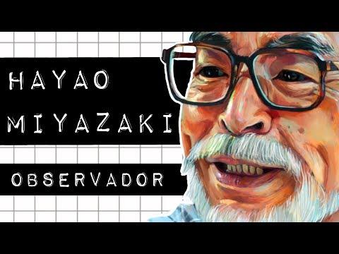 HAYAO MIYAZAKI, OBSERVADOR #meteoro.doc