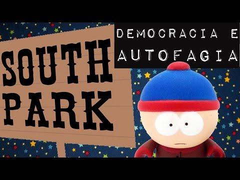 SOUTH PARK, DEMOCRACIA E AUTOFAGIA #Meteoro