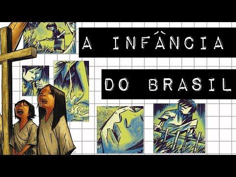 A INFÂNCIA DO BRASIL #meteoro.doc
