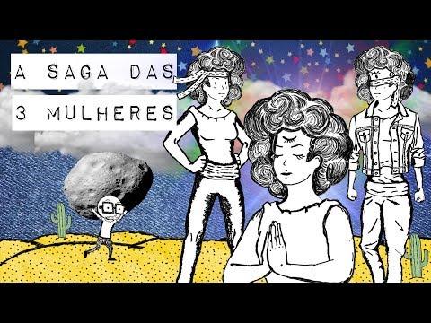 A SAGA DAS 3 MULHERES #meteoro