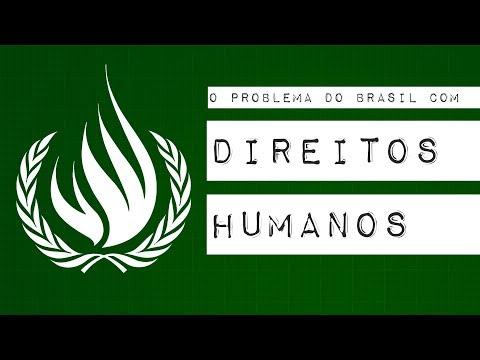 O PROBLEMA DO BRASIL COM DIREITOS HUMANOS #meteoro.exp