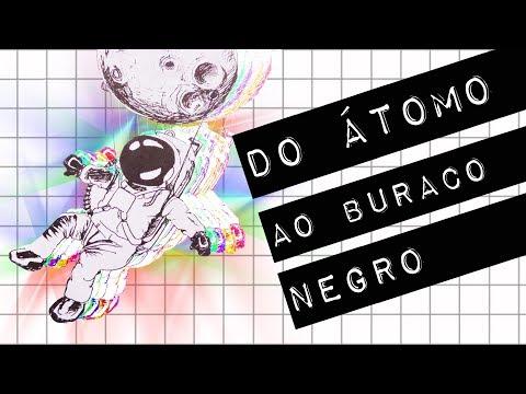 DO ÁTOMO AO BURACO NEGRO #meteoro.doc