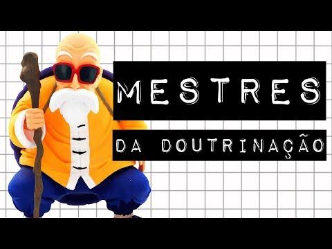 MESTRES DA DOUTRINAÇÃO #meteoro.doc