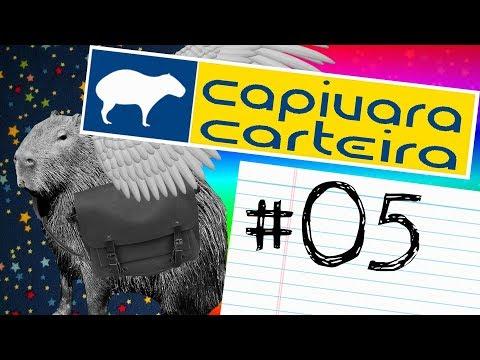 Capivara Carteira #05 – quarta barreira – Meteoro