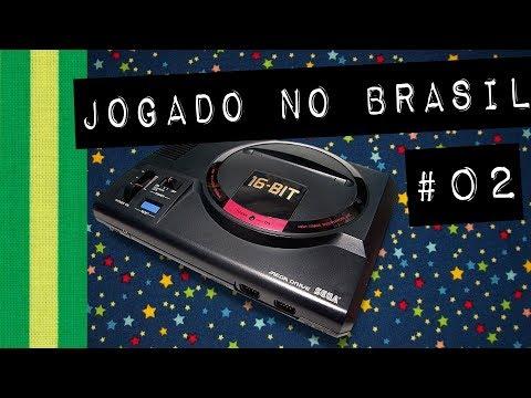 Mega Drive – Jogado no Brasil #02