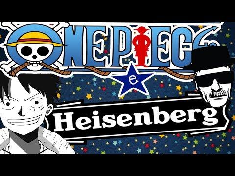 One Piece e o princípio da incerteza de Heisenberg – Meteoro