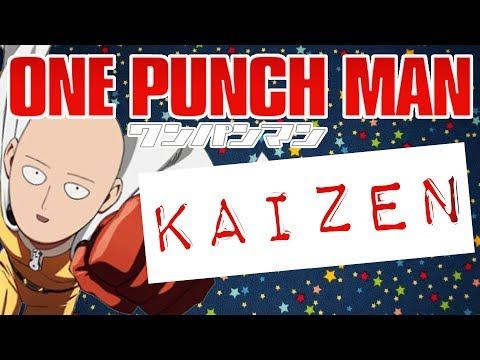 One Punch Man e o Kaizen – Meteoro