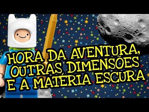 Hora de Aventura, outras dimensões e a matéria escura – Meteoro
