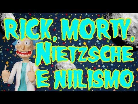 Rick & Morty & Nietzsche & Niilismo – Meteoro