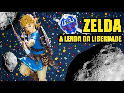 Zelda, a lenda da liberdade – Meteoro