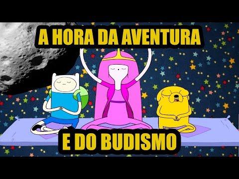 Hora de Aventura, espiritualidade e budismo – Meteoro