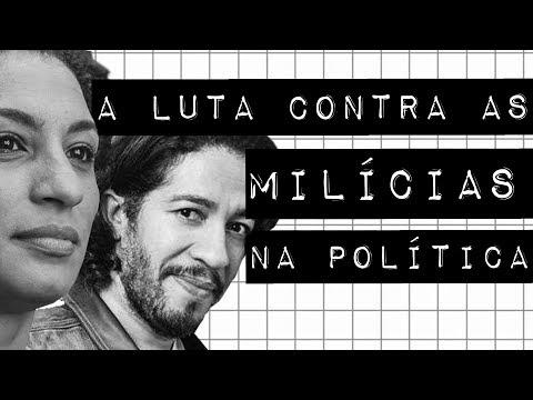 JEAN & MARIELLE CONTRA AS MILÍCIAS NA POLÍTICA #meteoro.doc