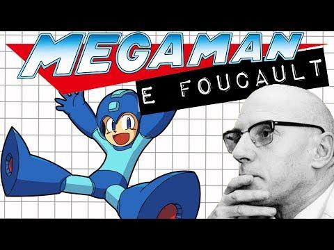 Mega Man e Foucault – O Guia do Meteoro
