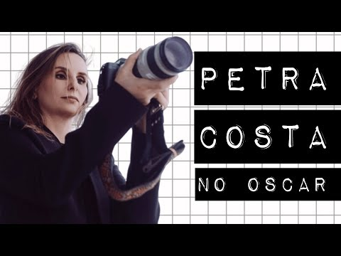 PETRA COSTA NO OSCAR #meteoro.doc