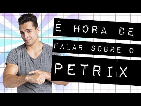 É HORA DE FALAR SOBRE O PETRIX #meteoro.doc