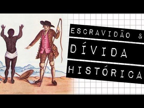 ESCRAVIDÃO & DÍVIDA HISTÓRICA #meteoro.doc