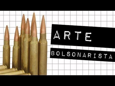 A ARTE SEGUNDO BOLSONARO #meteoro.doc