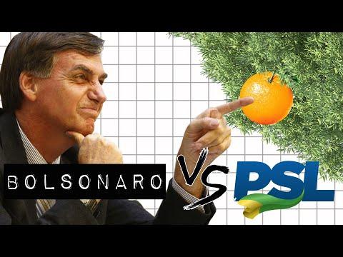 BOLSONARO VS PSL #meteoro.doc