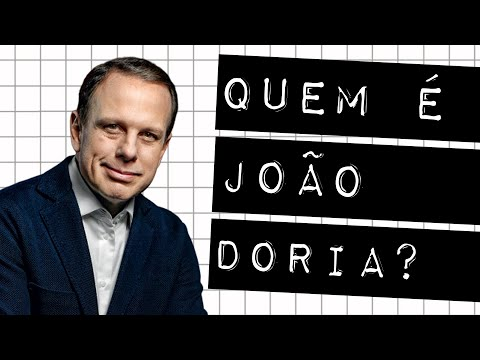 QUEM É JOÃO DORIA? #meteoro.doc