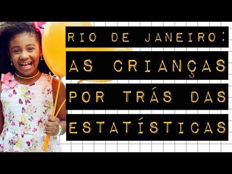 RIO DE JANEIRO: AS CRIANÇAS POR TRÁS DAS ESTATÍSTICAS #meteoro.doc
