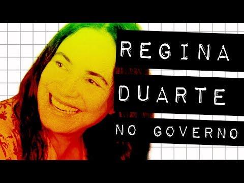 REGINA DUARTE NO GOVERNO #meteoro.doc