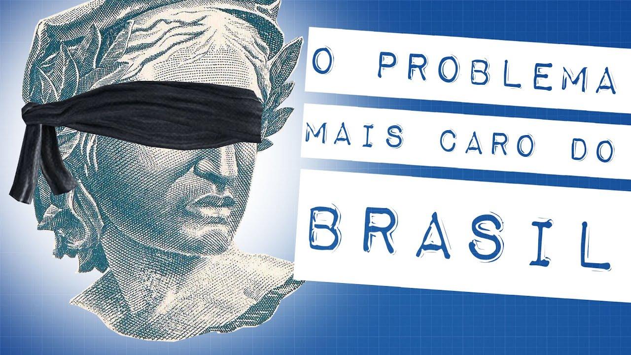 SONEGAÇÃO: O PROBLEMA MAIS CARO DO BRASIL