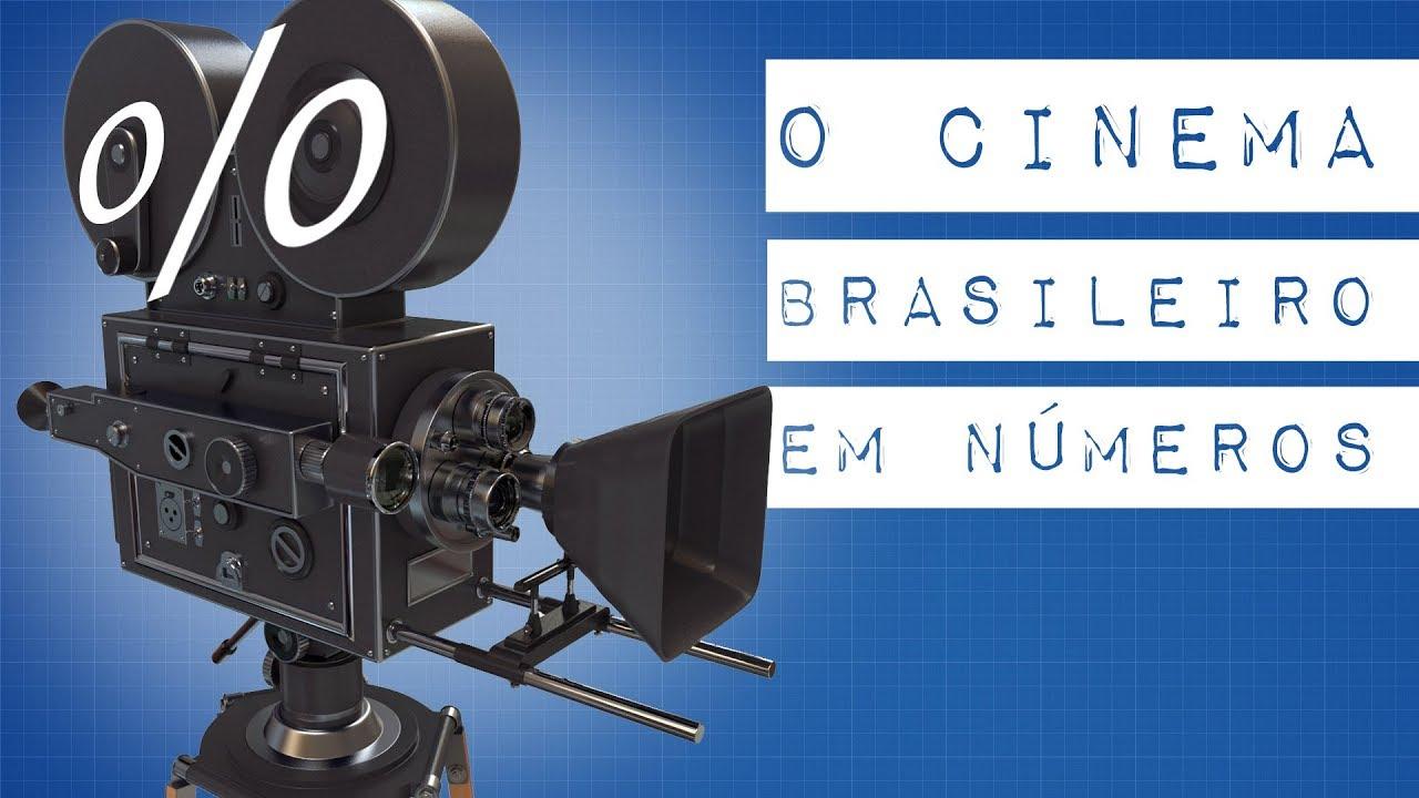 O CINEMA BRASILEIRO EM NÚMEROS