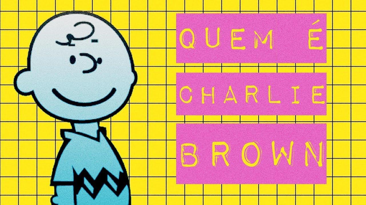 QUEM É CHARLIE BROWN