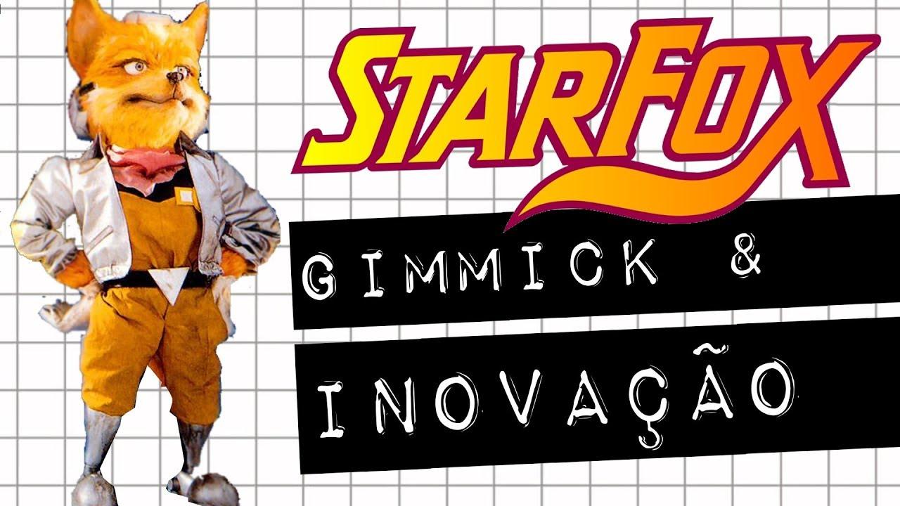 STAR FOX: GIMMICK & INOVAÇÃO #meteoro.doc