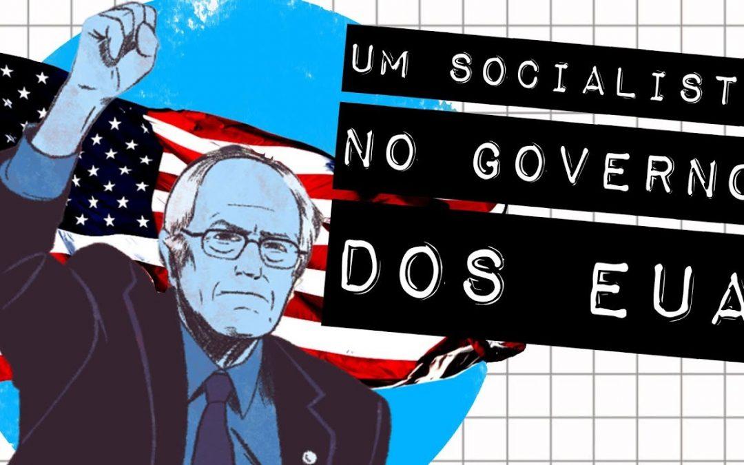 BERNIE SANDERS: UM SOCIALISTA NO GOVERNO DO EUA #meteoro.doc
