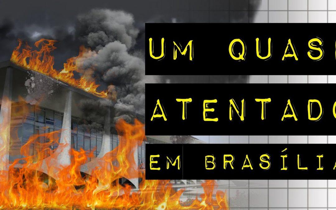 JOGANDO UM AVIÃO NO PALÁCIO DO PLANALTO