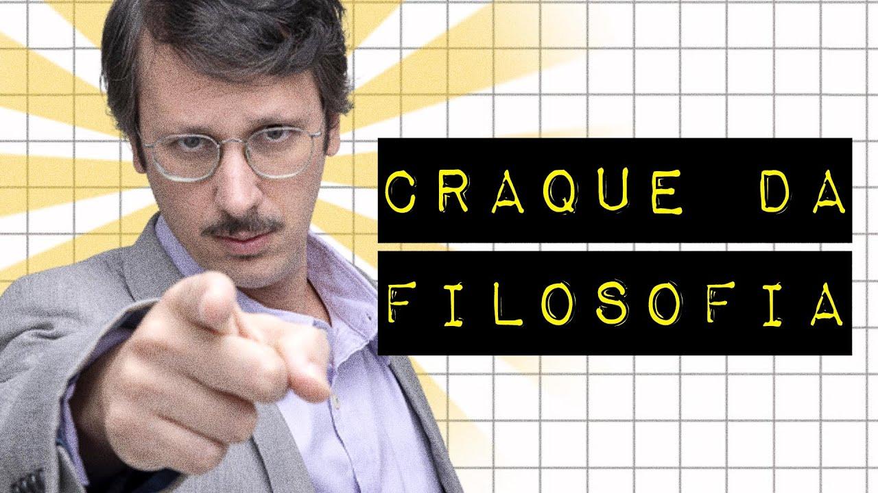A FILOSOFIA DO CRAQUE DANIEL