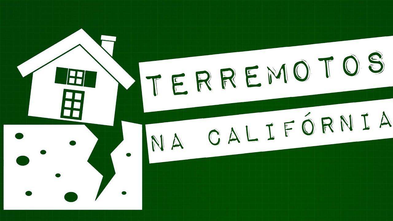 TERREMOTOS NA CALIFÓRNIA #meteoro.exp