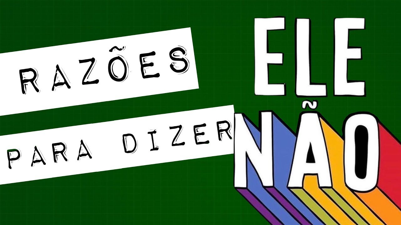 #ELENÃO #meteoro.exp