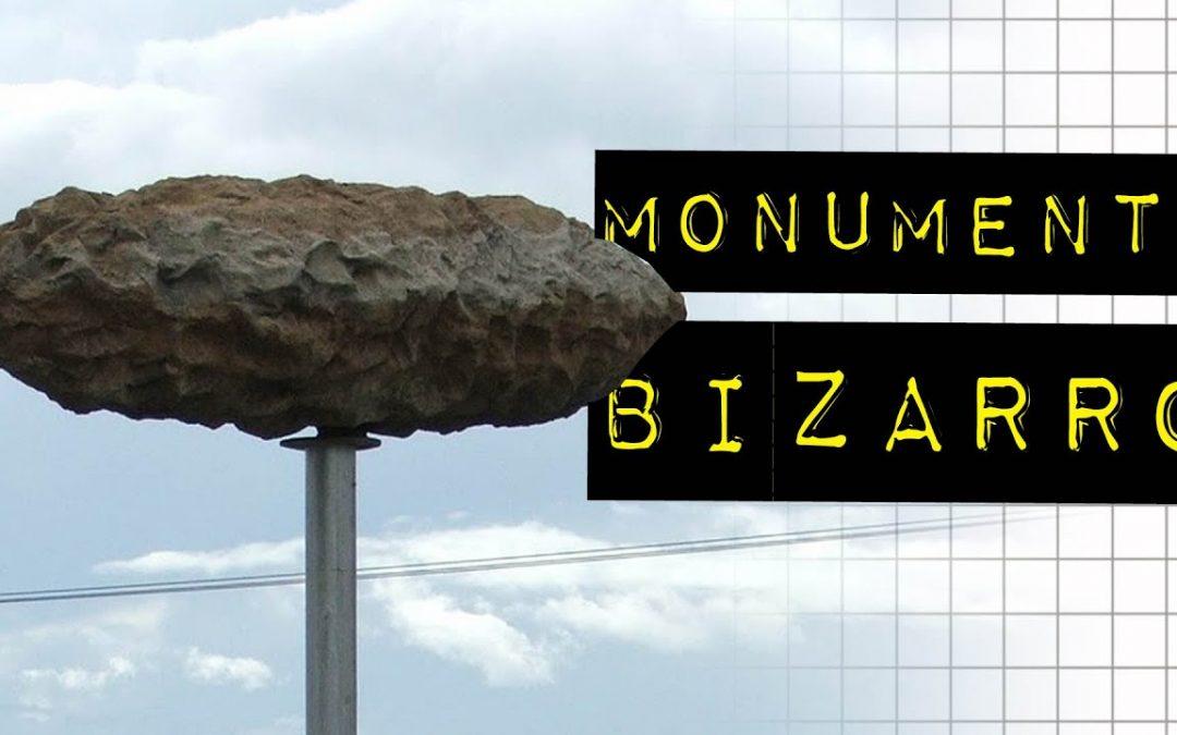 O MONUMENTO MAIS BIZARRO DO BRASIL