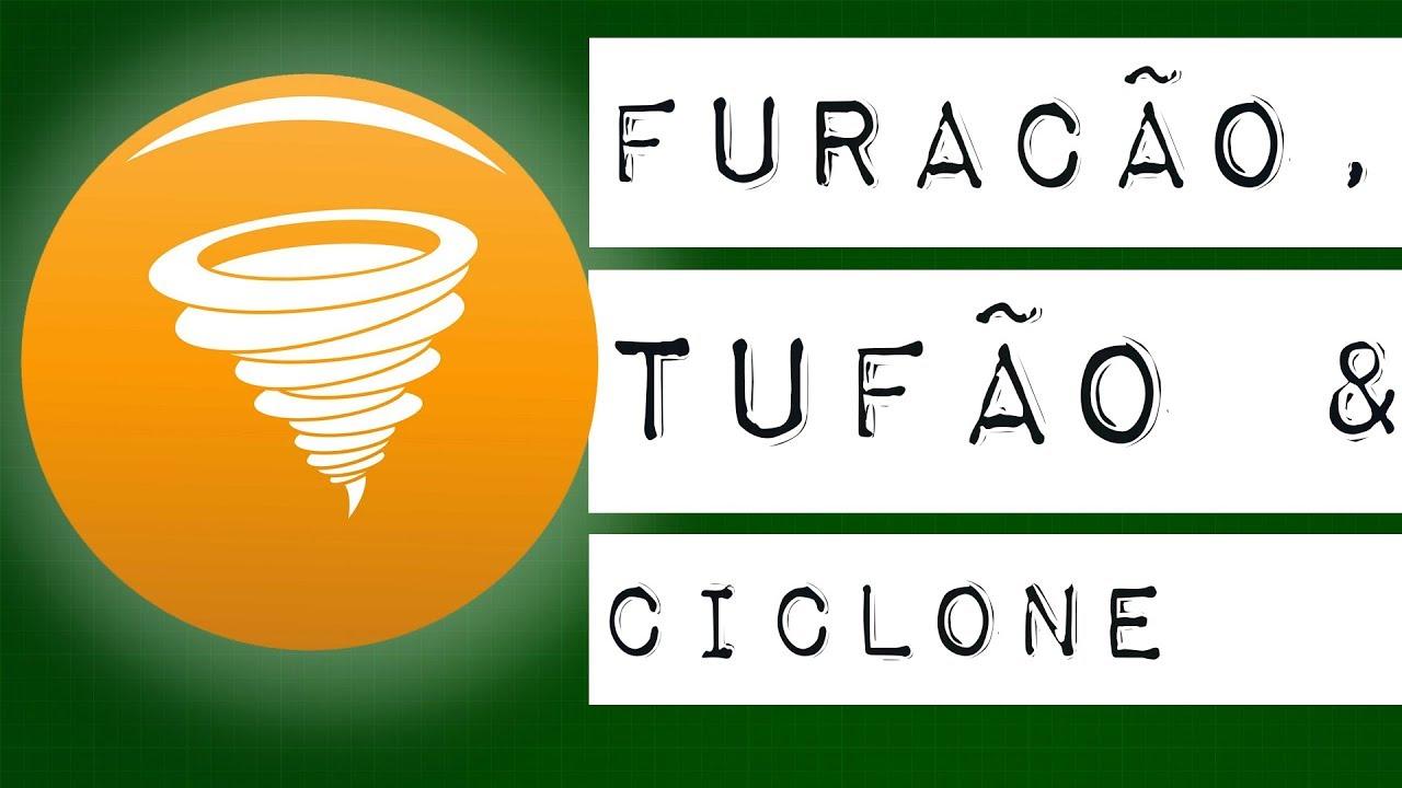 FURACÃO, TUFÃO & CICLONE #meteoro.exp