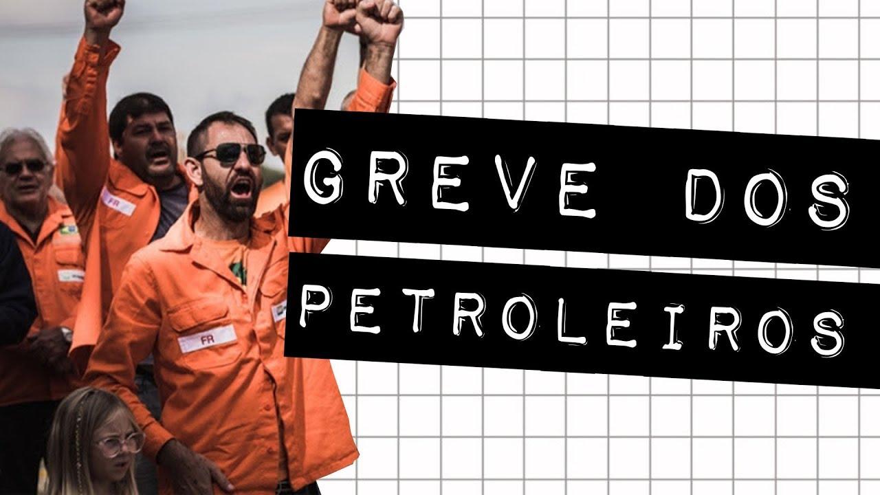 GREVE DOS PETROLEIROS #meteoro.doc
