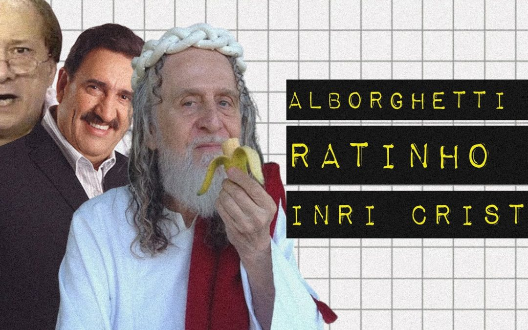 ALBORGHETTI & RATINHO & INRI CRISTO