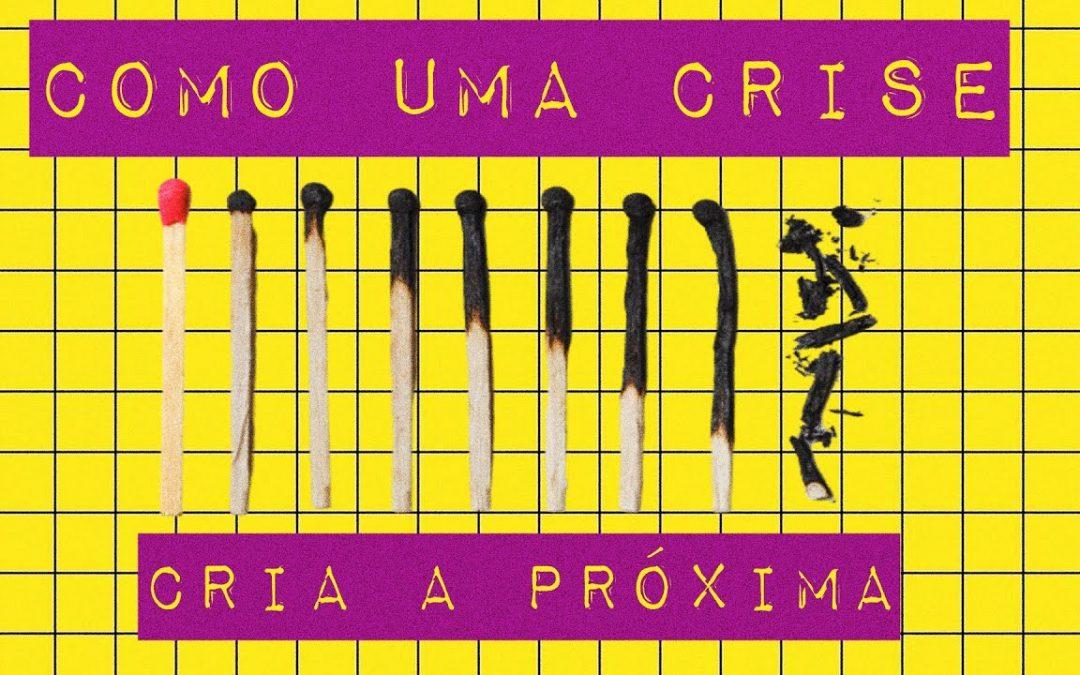 CRISE ECONÔMICA GERA CRISE MORAL