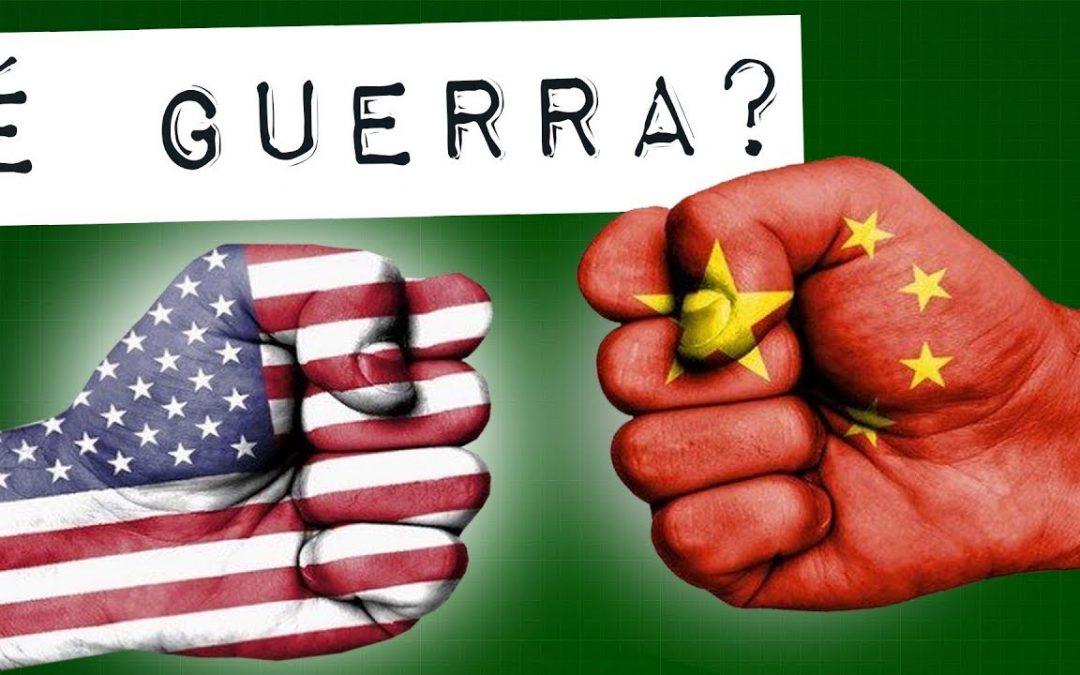 EUA, CHINA E UMA ARMADILHA HISTÓRICA #meteoro.exp