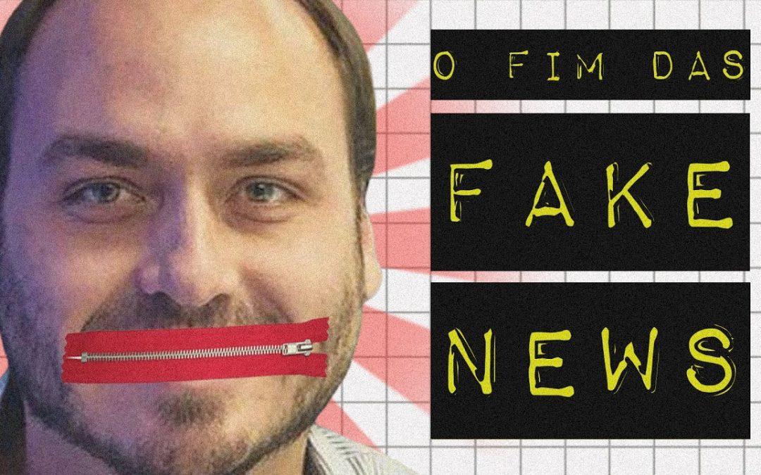 UM MOVIMENTO PARA ACABAR COM AS FAKE NEWS