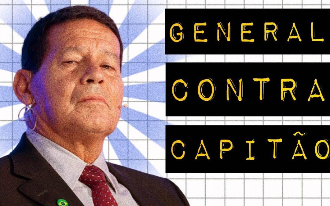 GENERAL CONTRA CAPITÃO