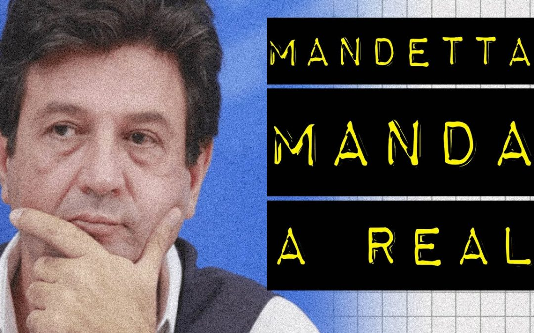 MANDETTA MANDA A REAL