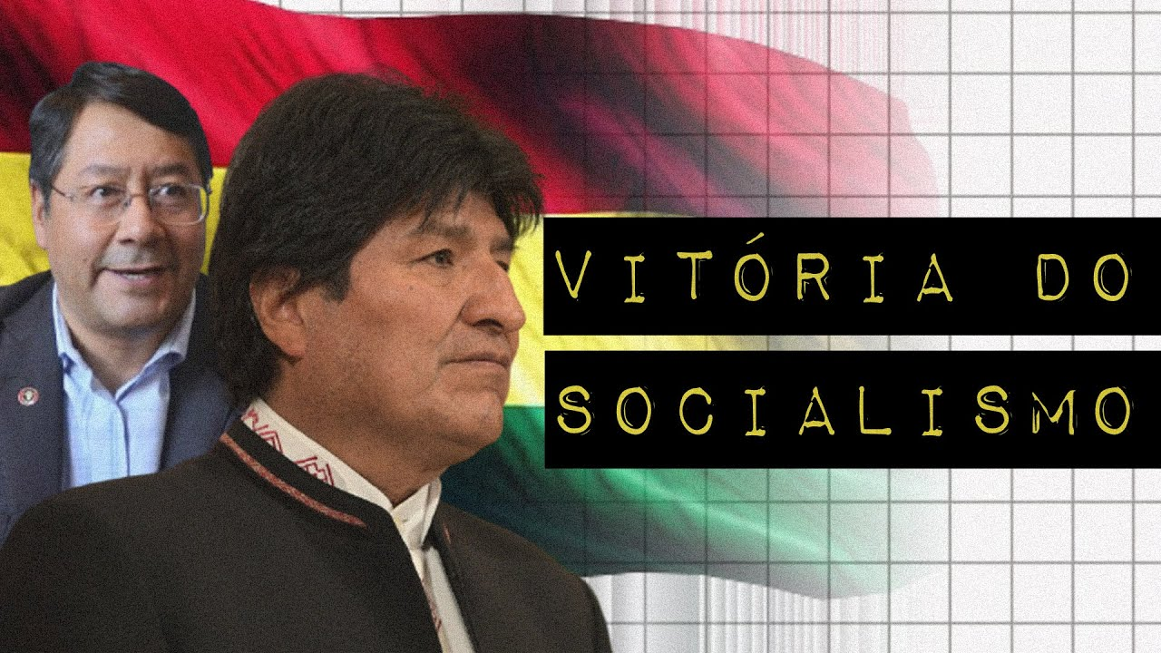 SOCIALISMO VENCE NA BOLÍVIA